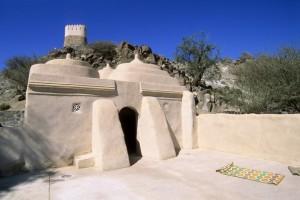 United Arab Emirates, Fujairah emirate, Badiyah, Mosque Badiyah the oldest of all UAE